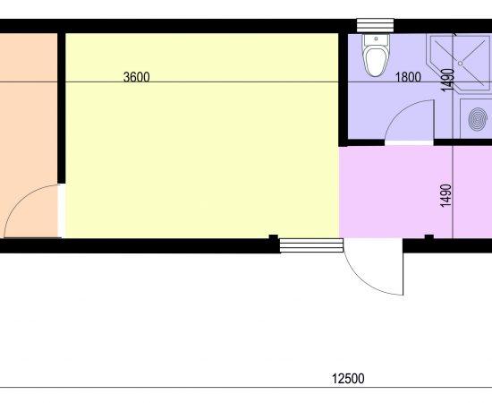 Mieszkanie, Dom modułowy