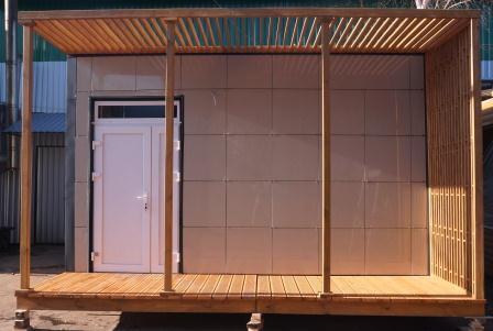 drewniane domy modułowe