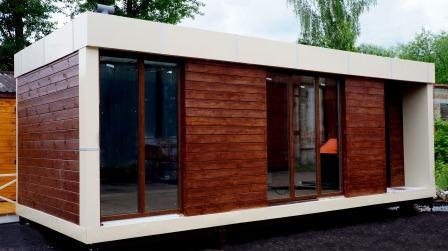 polskie domy modułowe