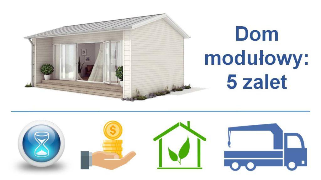 Dom modułowy: 5 zalet foto