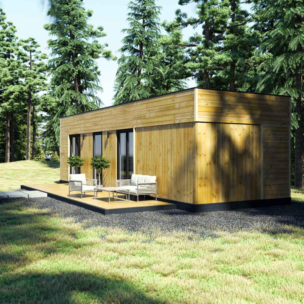 modular house TICABhouse 2