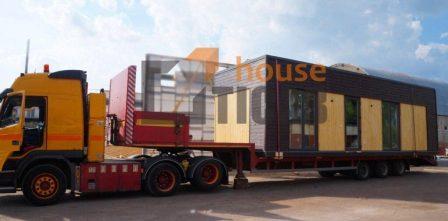 dom modułowy całoroczny cena