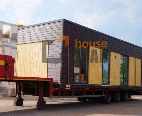 modułowy dom